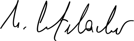 Unterschrift Matthias Wierlacher