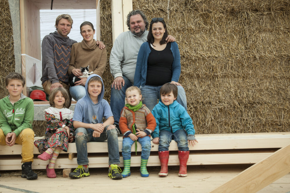 Familie Hoppe und Familie Schenker-Primus